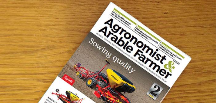 Agronomist & Arable Farmer Magazine