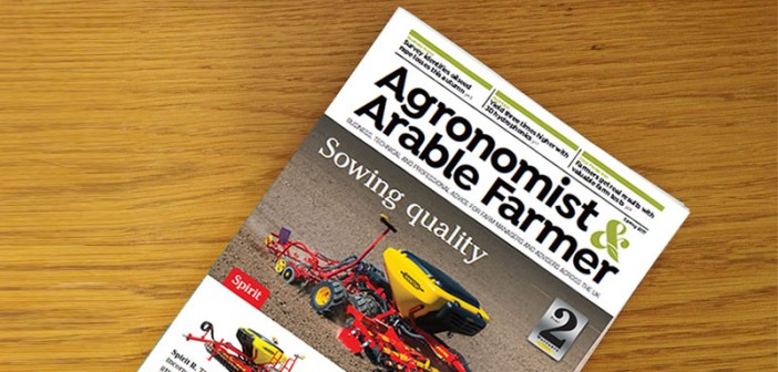 Agronomist & Arable Farmer Magazine