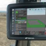 Topcon X25 console 700