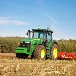 John Deere 8360R tractor