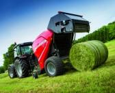 New advanced technology MF Round Baler line-up further  strengthens Massey Ferguson's harvesting range
