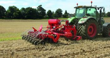 New HE-VA Evolution Seeder for optimal oilseed rape establishment