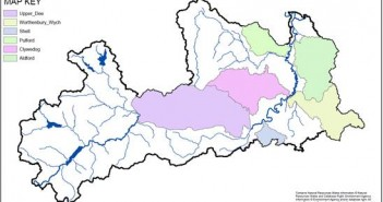 River Dee catchment areas