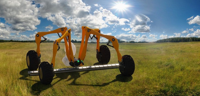 Small Robot Company raises £50,000 with Indiegogo campaign to transform farming