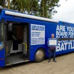 BASF Battle bus