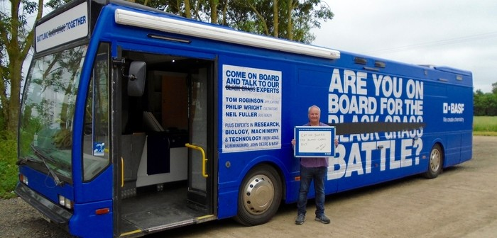 BASF Battle bus