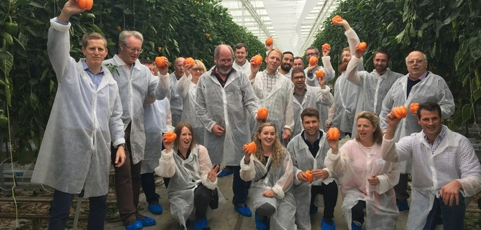 Robots will support, not replace, growers in the future