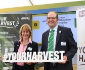 #YourHarvest campaign is launched to MPs in Westminster