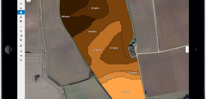 Optimise seed rates for higher yields
