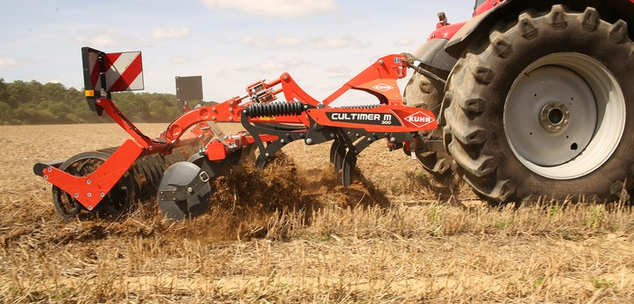 New mounted tine stubble cultivator to be unveiled at Tillage-Live