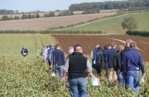 IMAGE over 40 growers attended the AHDB Strategic Farm Event in North Lincs