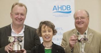 Doug Harley, Sophie Churchill and Gerard Croft
