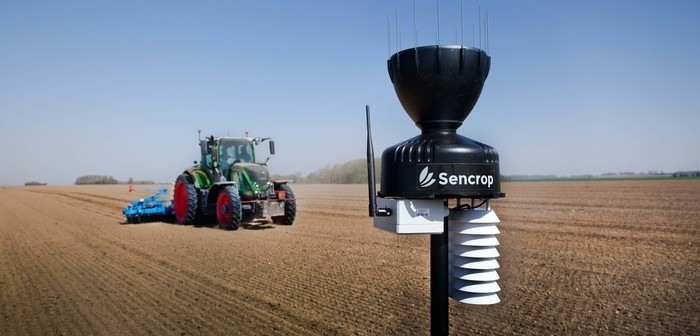 Sencrop – unlocking the power of shared weather data for UK farmers