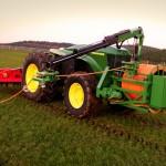 John Deere GridCON tractor