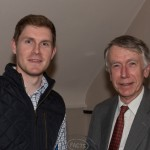 Jack Buckingham and Ian Richards