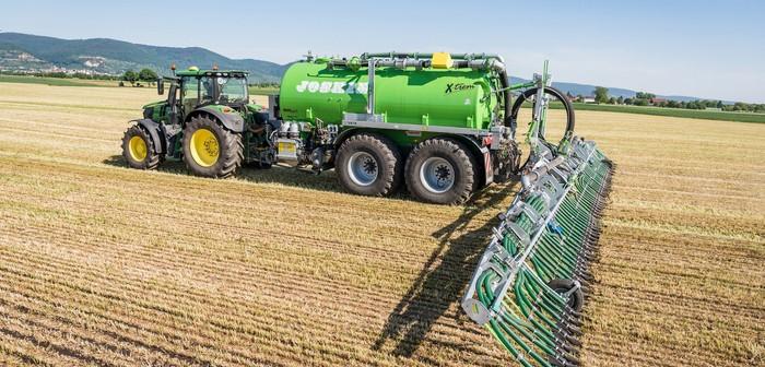 John Deere receives soil management award