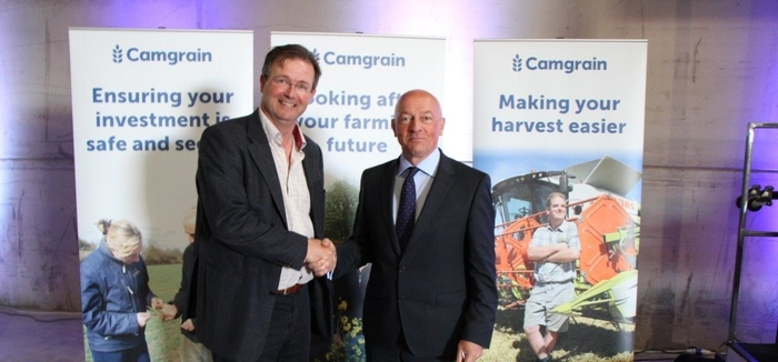 Frontier and Camgrain announce a new five-year marketing agreement