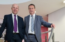 (L-R)  Jonathan Lowe, Investment Director and Richard Altoft, Investment Director, both at Maven Capital Partners.