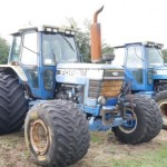 Wilsons Auctions 1990 Ford 8210 4WD Tractor