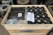 Agricast parts for the Czech Republic