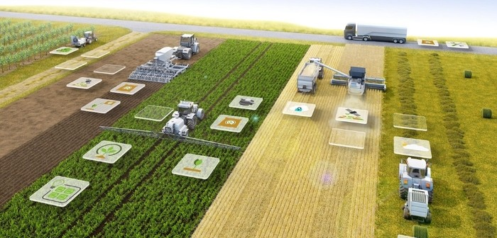 BOSCH increases farming efficiency, paving the way for smarter agriculture