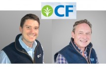 CF Nick Ericson (l) & Dr George Fisher