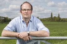 NFU combinable crops board chairman Tom Bradshaw