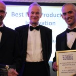 Scotts Precision Manufacturing were the winners of Best New Product  or Innovation - sponsored by LJ Fairburn & Son[2]