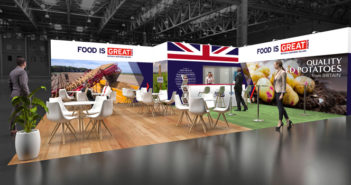IMAGE AHDB will be exhibiting at the Fruit Logistica in Berlin to highlight the high health and quality of seed potato products from the UK and explore potential opportunities in new markets