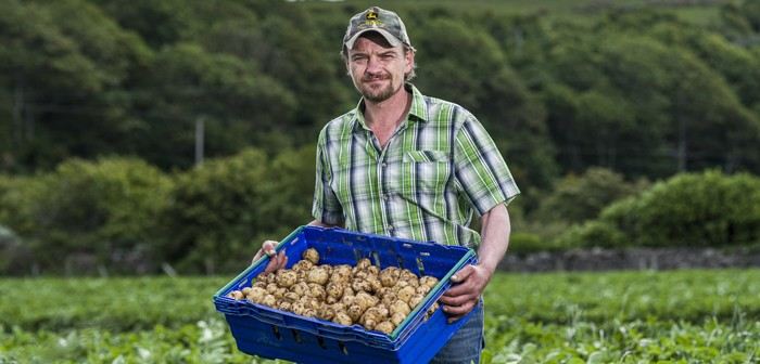 Alexander Wilson, fourth generation potato grower