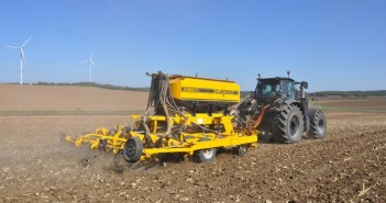 Claydon Hybrid drill