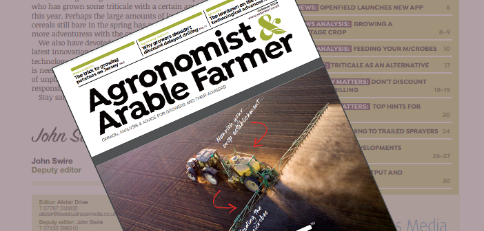 agronomist and arable farmer october 2020 digital edition
