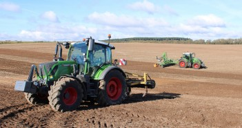 Fendt New 300 and 700 series models @300