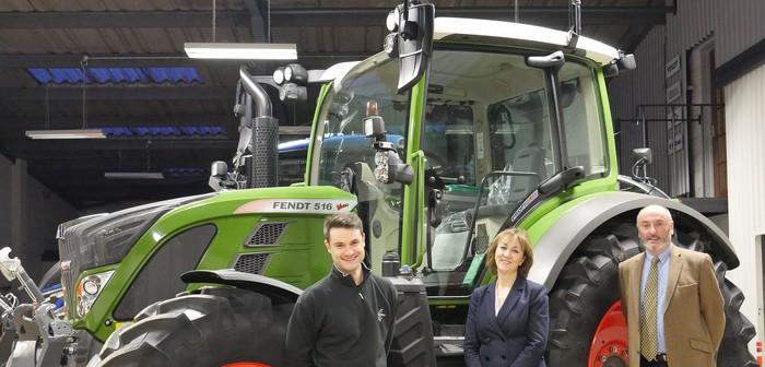 Johnston Tractors @300