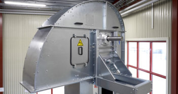 Skandia H-Line next-generation elevator from BDC Systems Ltd raises the bar for efficient grain handling