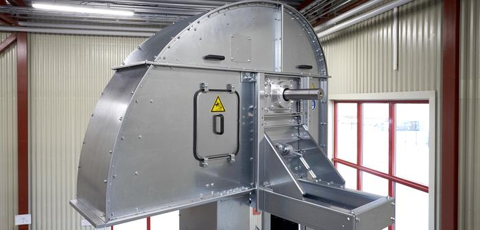 Skandia H-Line next-generation elevator from BDC Systems Ltd raises the bar for efficient grain handling