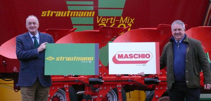 Netherton Tractors take on Maschio Gaspardo, Strautmann and SKY Brands