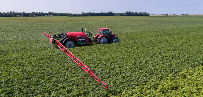 Advanced crop protection from Kverneland