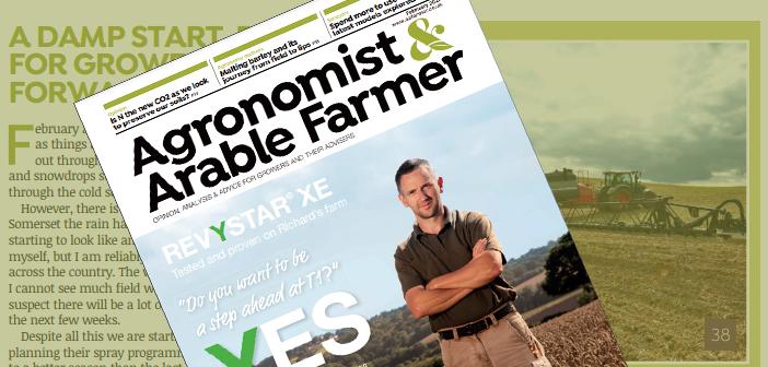 Agronomits & Arable Farmer Digital Edition February 2021