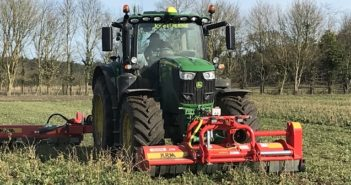 New KRM flail mowers