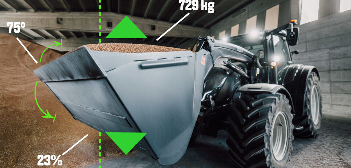Precision Lift & Load app takes front-loader control to a new level
